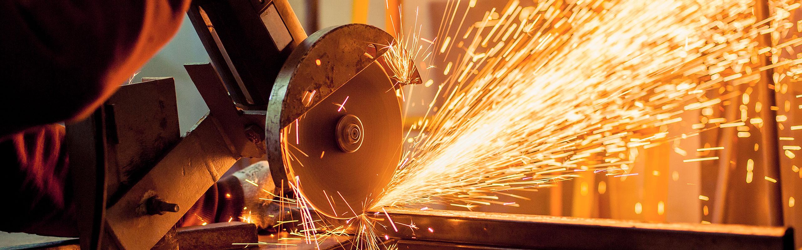 Stahlbau bei IK Kösters